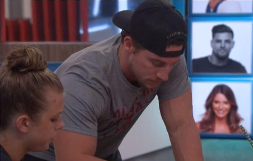 Big Brother 20 Live Feeds Recap Week 10 – Saturday