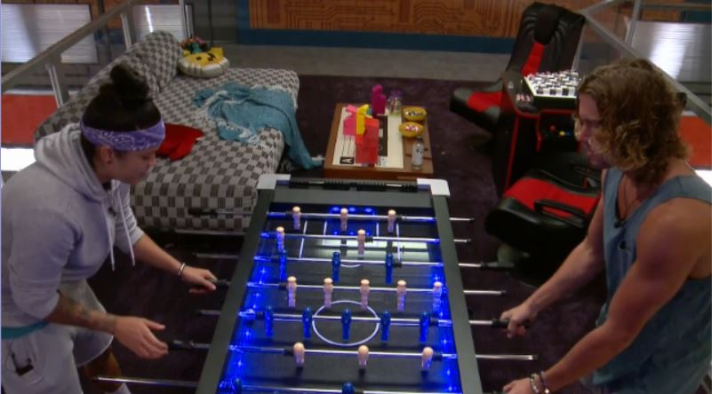 Big Brother 20 Live Feeds Recap Week 11 – Wednesday