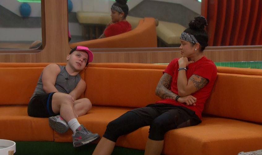 Big Brother 20 Live Feeds Recap Week 12 – Thursday