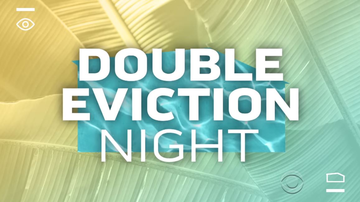 Big Brother 20 Live Recap Episode 35 – Double Eviction Night!