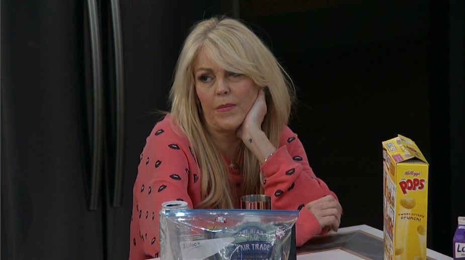 Celebrity Big Brother 2 Live Feeds Recap Round 2 – Sunday