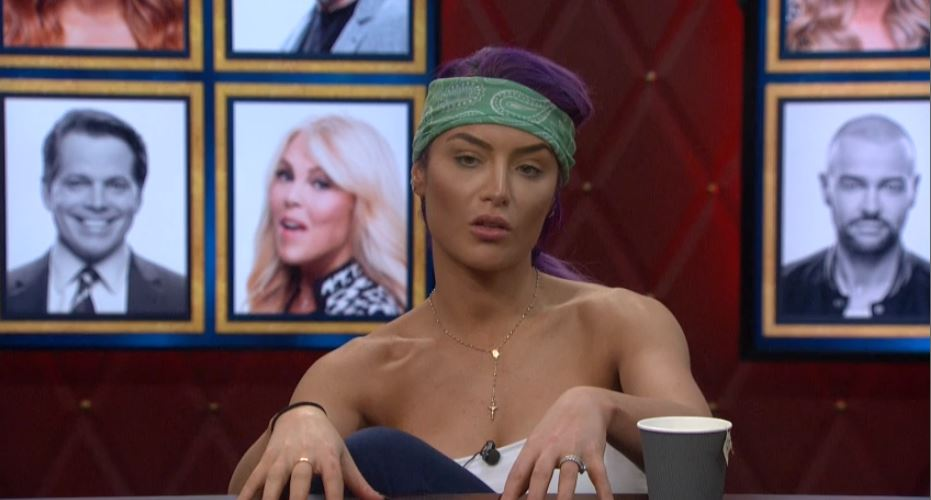 Celebrity Big Brother 2 Live Feeds Recap Round 4 – Sunday