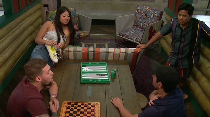 Big Brother 21 Live Feeds Sneak Peek – Who Was Missing From the BB21 House