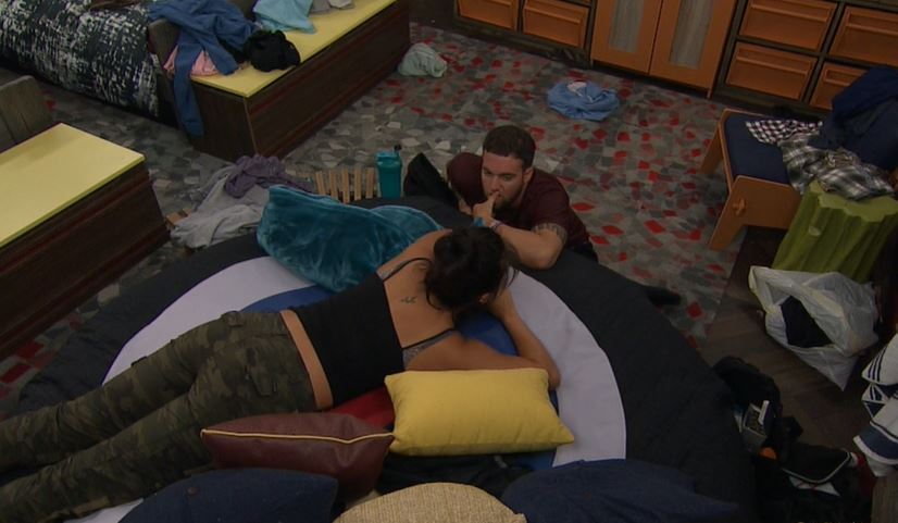 Big Brother 21 Live Feeds Recap Week 1 – Monday