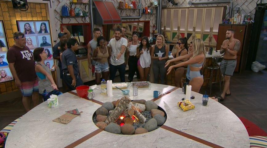 Big Brother 21 Live Feeds Recap Week 2 – Sunday
