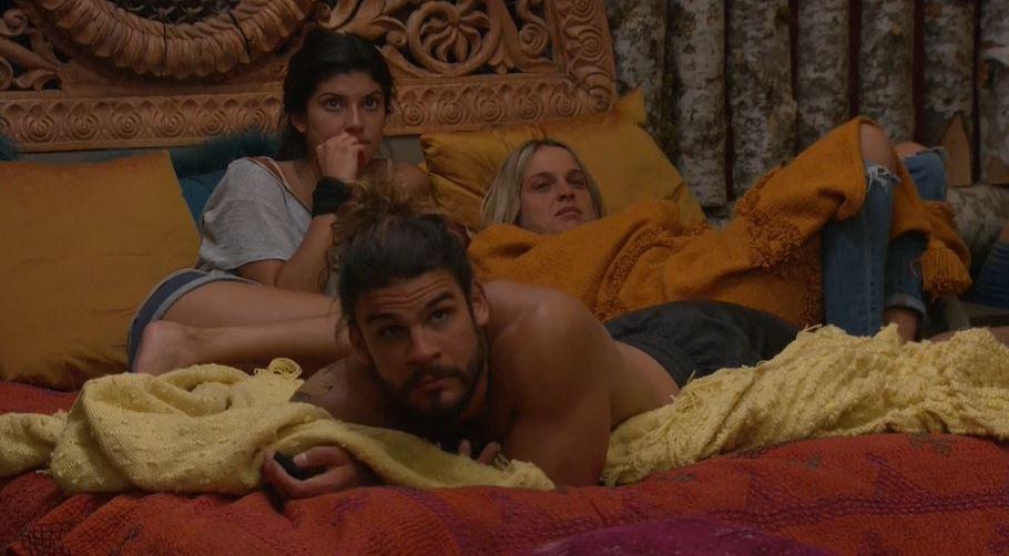 Big Brother 21 Live Feeds Recap Week 2 – Tuesday