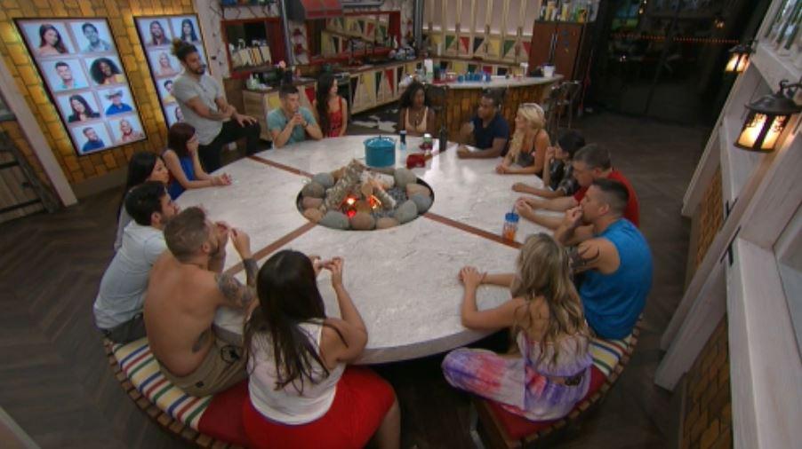Big Brother 21 Live Feeds Recap Week 2 – Wednesday