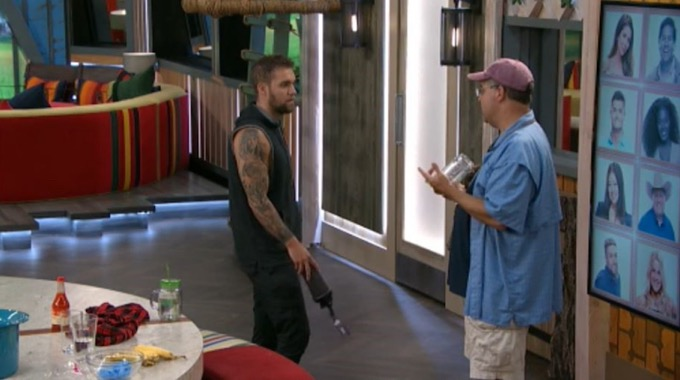 Big Brother 21 Live Feeds Recap Week 4 – Monday