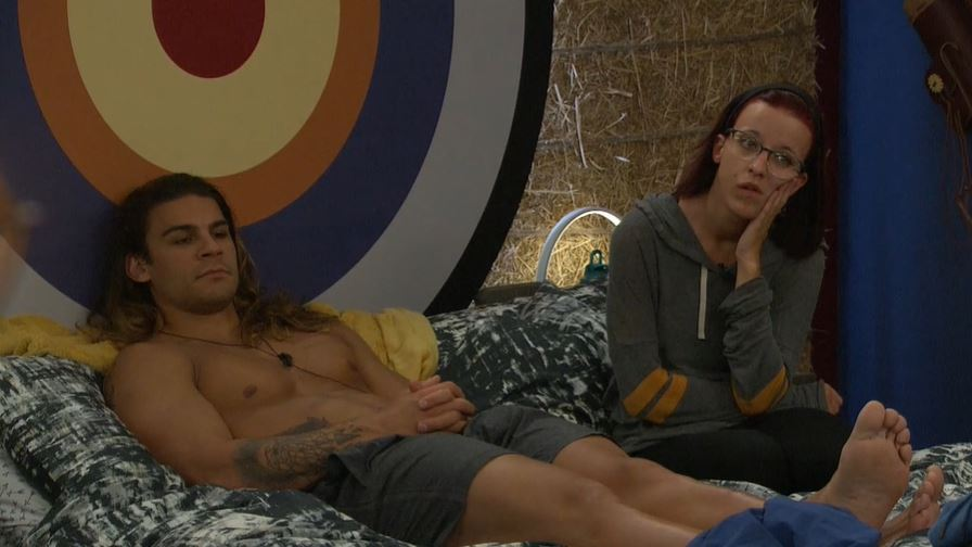 Big Brother 21 Live Feeds Recap Week 4 – Thursday