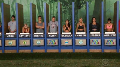 Big Brother 21 Live Recap: Episode 12 - HOH and Nominations