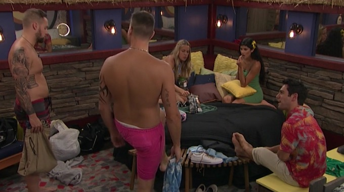 Big Brother 21 Spoilers Power of Veto Winner – Week 2