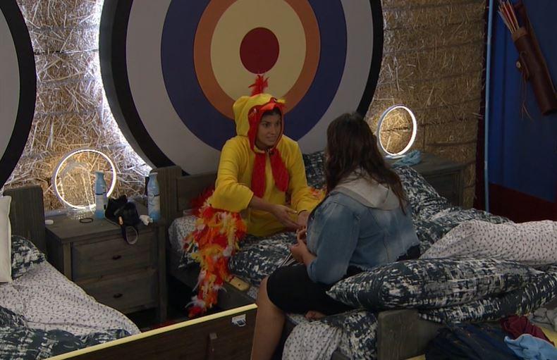 Big Brother 21 Live Feeds Recap Week 7 – Wednesday