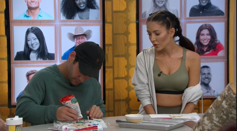 Big Brother 21 Live Feeds Recap Week 8 – Sunday