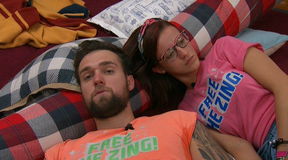 Big Brother 21 Live Feeds Recap Week 9 – Saturday
