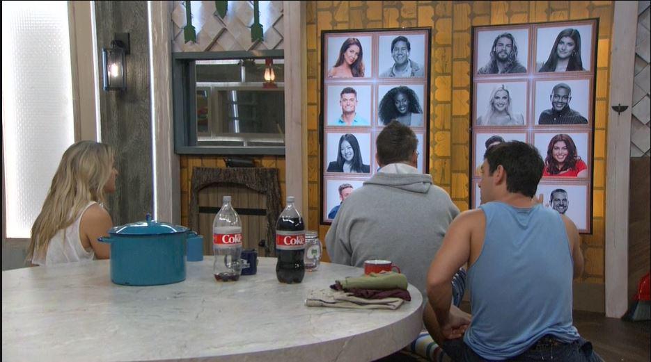 Big Brother 21 Live Feeds Recap Week 9 – Wednesday
