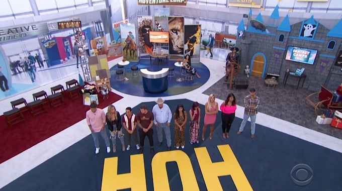 Big Brother 21 Live Recap Episode 18 – HOH and Nominations!