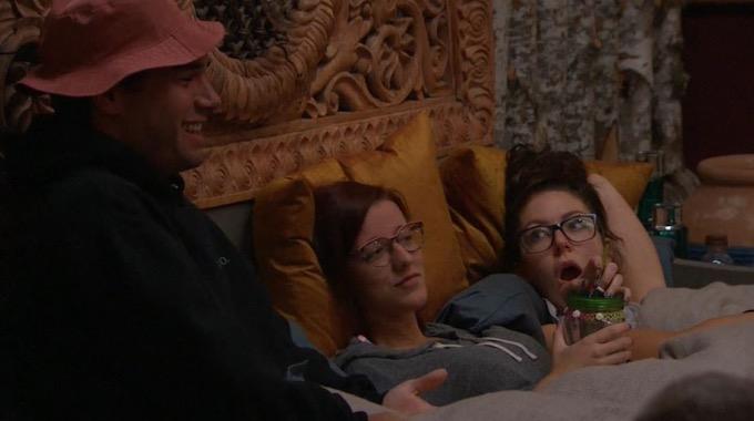 Big Brother 21 Live Feeds Recap Week 10 – Tuesday