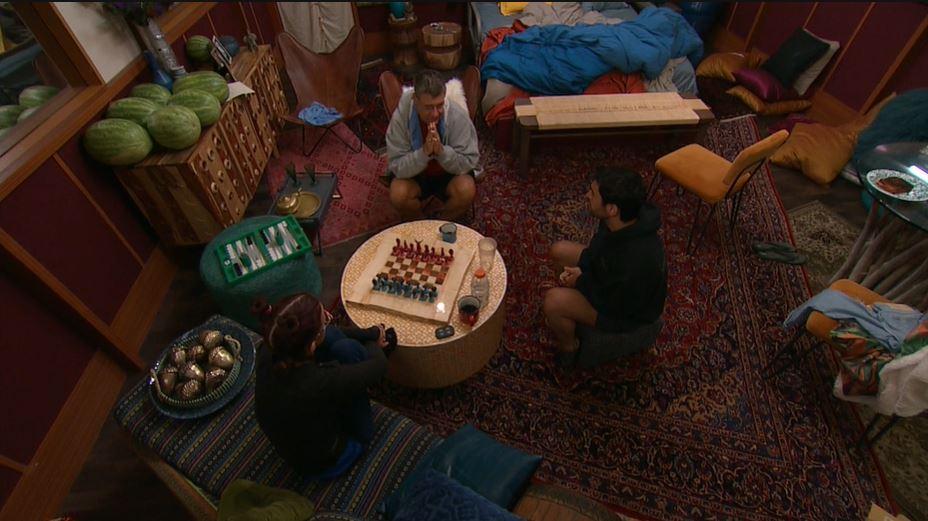 Big Brother 21 Live Feeds Recap Week 11 – Wednesday