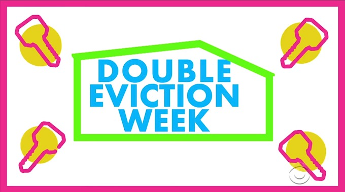 Big Brother 21 Live Recap Episode 32 – Double Eviction Night!