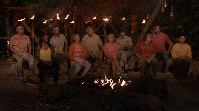 Survivor Island of the Idols 2019 Who Was Voted Off Last Night – Week 1