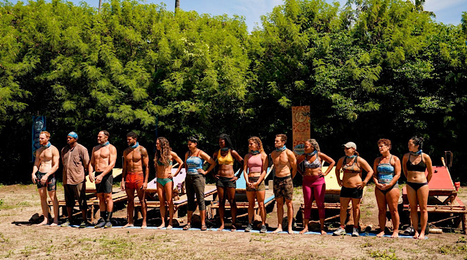 Tonight on Survivor: Island of the Idols Season 39 Episode 8!