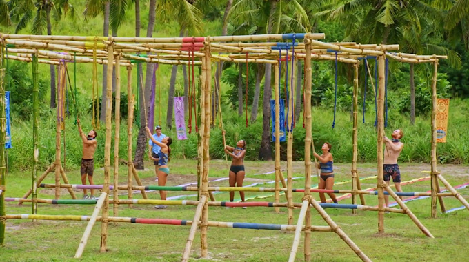 Tonight on Survivor: Island of the Idols Season 39 Finale!