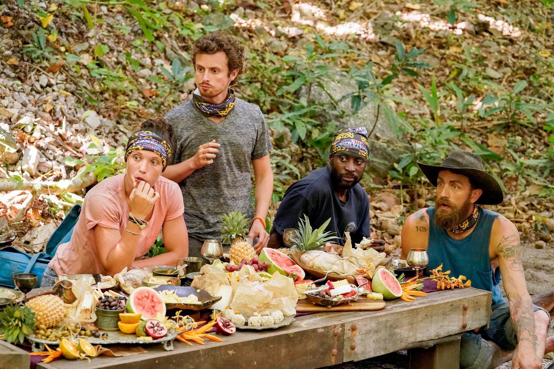 Tonight on Survivor Winners at War – Season 40 Episode 8!