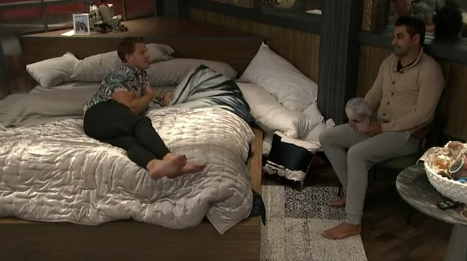 Big Brother 22 Live Feeds Recap Week 2 – Thursday