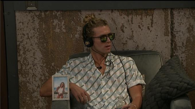 Big Brother 22 Live Feeds Recap Week 3 – Friday