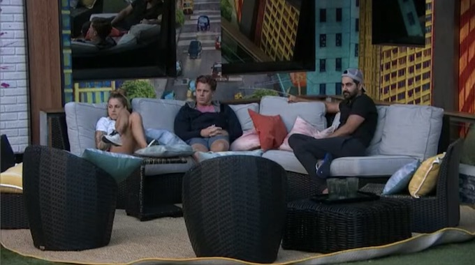Big Brother 22 Live Feeds Recap Week 4 – Sunday