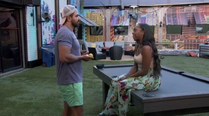 Big Brother 22 Live Feeds Recap Week 4 – Monday