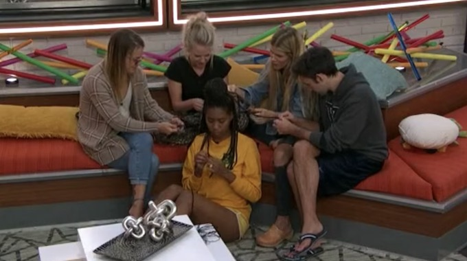 Big Brother 22 Live Feeds Recap Week 4 – Wednesday
