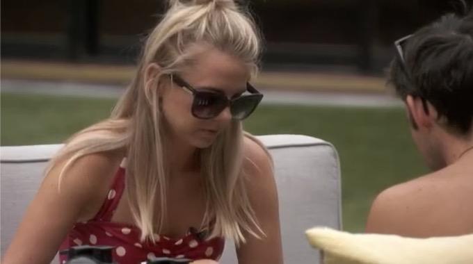 Big Brother 22 Live Feeds Recap Week 6 – Sunday