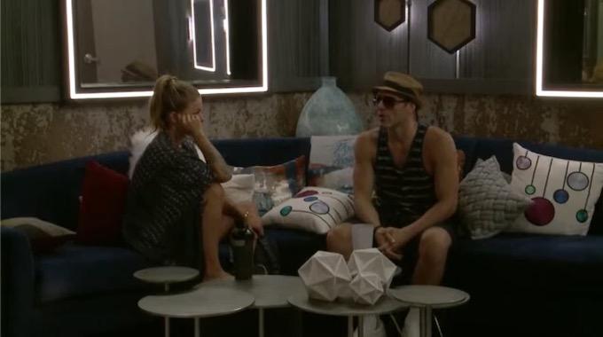 Big Brother 22 Live Feeds Recap Week 7 – Monday
