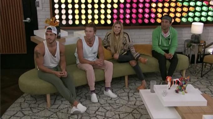 Big Brother 22 Live Feeds Recap Week 7 – Wednesday