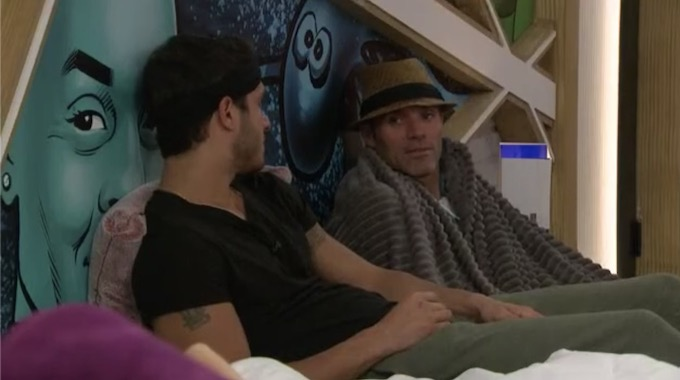 Big Brother 22 Live Feeds Recap Week 8 – Monday