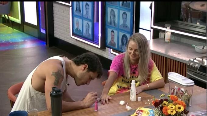 Big Brother 22 Live Feeds Recap Week 12 – Tuesday