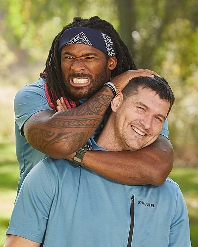 Gary and DeAngelo