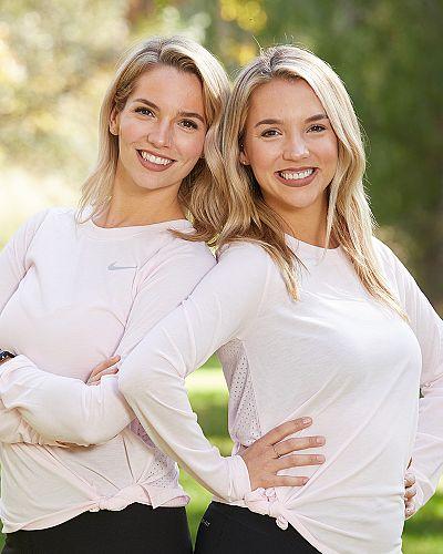 Kaylynn and Haley