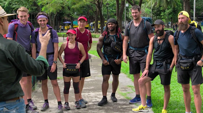 The Amazing Race Live Recap Episode 11 – Run on Your Tippy Toes