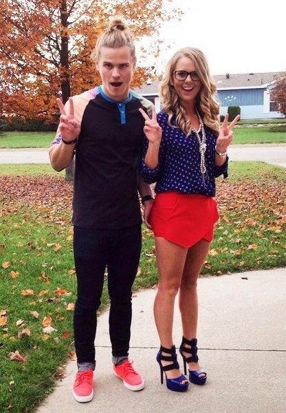 Hayden och Nicole dating
